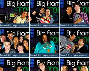 Big Frame @ VidCon 2012